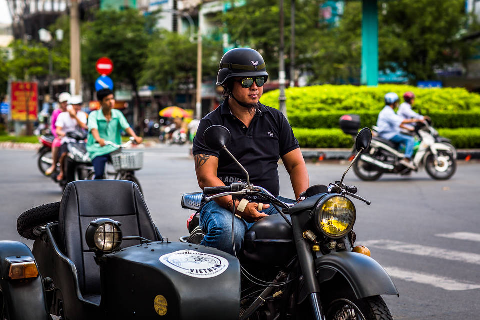 A WILD AND WACKY TOUR OF HO CHI MINH CITY