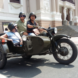 Sidecar Adventure Vietnam Tour